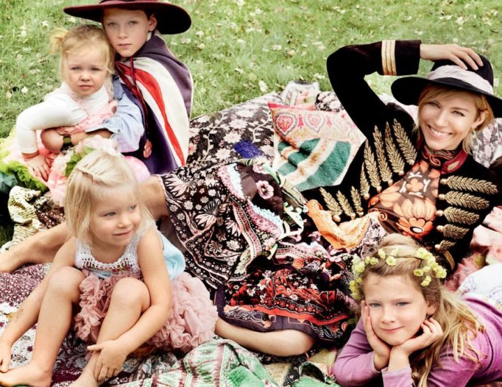 Sienna Miller's Daughter Refuses To Take Her Fashion Advice